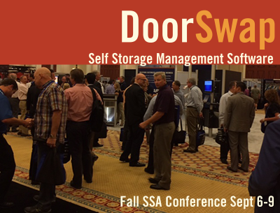 DoorSwap Dazzling at 2016 SSA Fall Conference