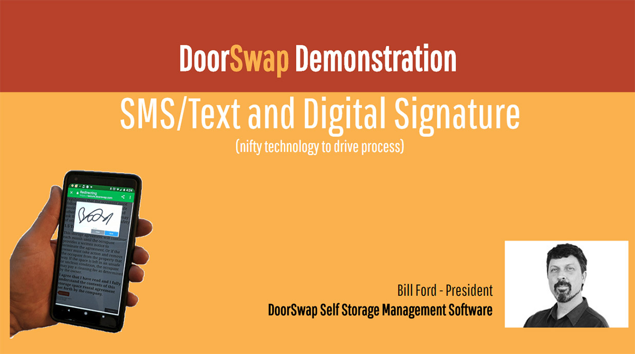 SMS/Text and Digital Signature: Webinar